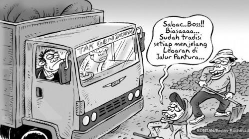 karikatur pantura